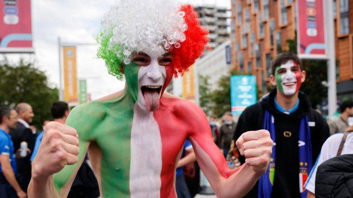SESAAT LAGI Live RCTI! Link Streaming EURO 2021 Italia vs Inggris TV Online Final Malam Ini