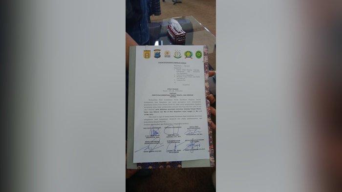 Cegah Ledakan Corona Pasca Libur Lebaran, Tempat Wisata dan Mal di Banjarbaru Wajib Tutup Enam Hari
