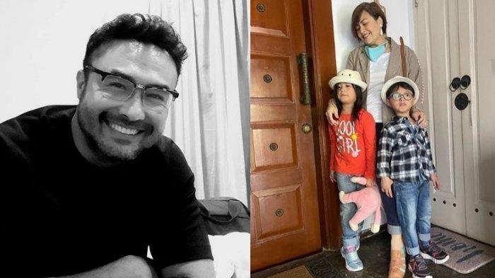 Kondisi Anak Kembar Surya Saputra, Momen Libur Pemeran Ayah Amanda Manopo si Andin di Ikatan Cinta