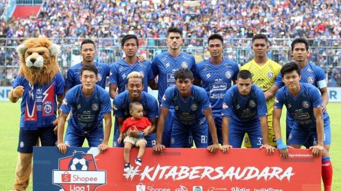 Hasil Akhir PSM vs Arema FC, Skor 1-1, Mistar Gawang Selamatkan Singo Edan dari Kekalahan