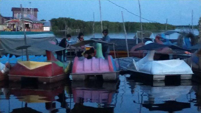 Wisata Kalteng, Wali Kota Palangkaraya Bantu UMKM Kawasan Wisata Susur Sungai Kereng