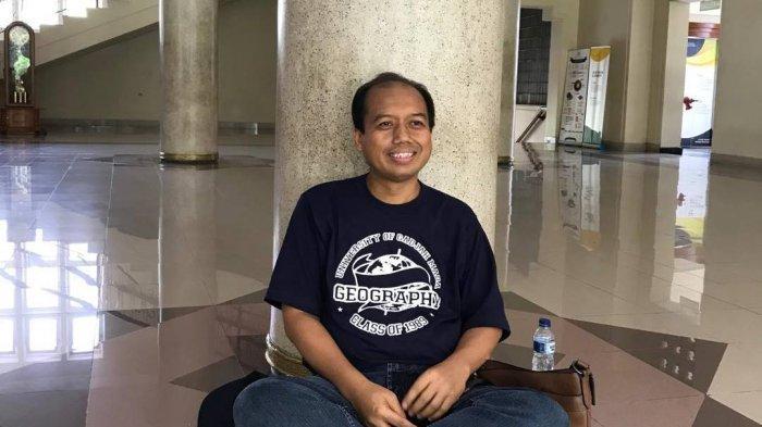 Mengapa Sutopo Purwo BNPB yang Gaya Hidupnya Sehat dan Bukan Perokok Bisa Idap Kanker Paru-paru?