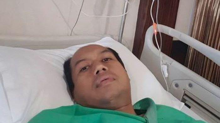 Sempat Semangati Istri SBY, Ani Yudhoyono, Sutopo Purwo Nugroho Mendadak Minta Doa dan Mohon Maaf