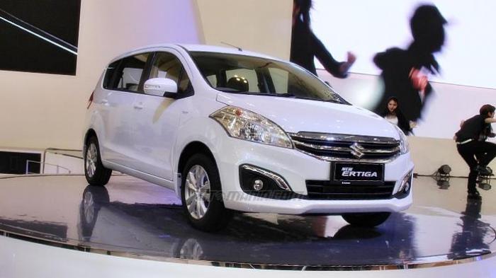 Suzuki Ertiga facelift