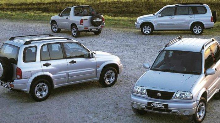 Suzuki luncurkan beberapa varian Escudo, salah satu Grand Escudo XL7 yang berkapasitas tujuh penumpang.