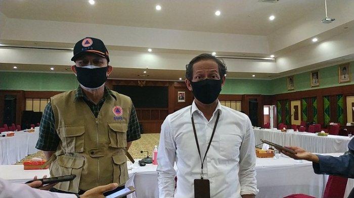 BNPB Menilai Empat Wilayah di Kalsel Belum Memenuhi Syarat Penerapan New Normal