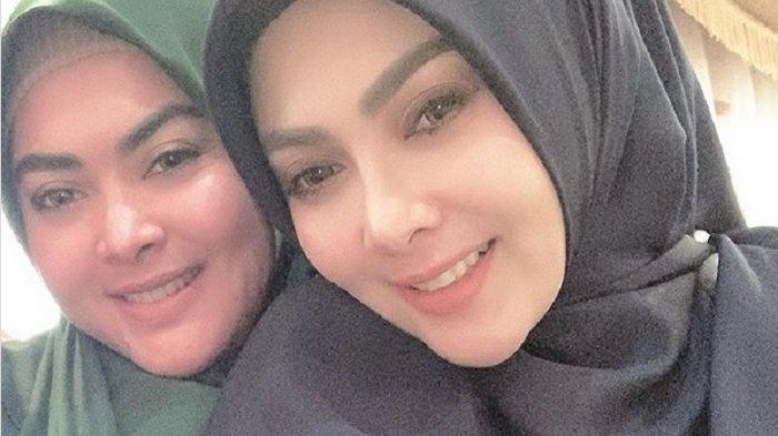 Gaya Rambut Syahrini Ditiru Ratu Anak Aisyahrani, Keseruan di Momen Dandan Ala Incess