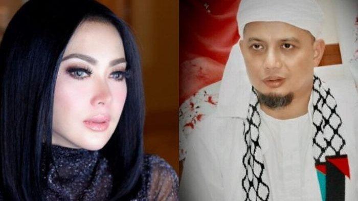Ucapan Duka Istri Reino Barack, Syahrini ke Ustadz Arifin Ilham, Aa Gym Sebut Mujahid