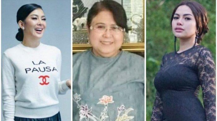 Cara Syahrini Istri Reino Barack Cueki Ajakan Elza Syarief Hadapi Nikita Mirzani