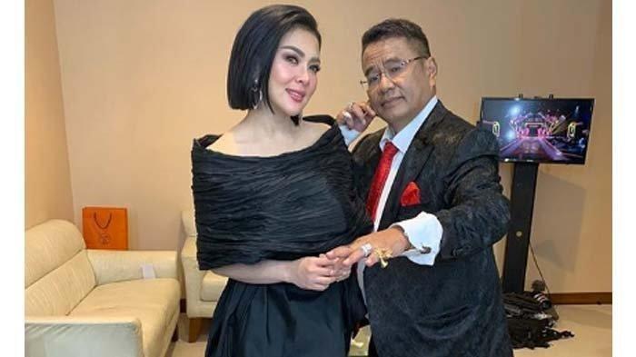 Lagak Syahrini & Aisyahrani dengan Hotman Paris Jadi Sorotan, Istri Reino Barack Ingatkan Soal Ini