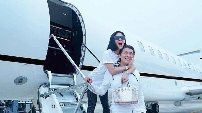Kena Usir Syahrini di Singapura Buat Istri Reino Barack Panik Bawa Ponakan Keluar Saat Lihat Aladdin