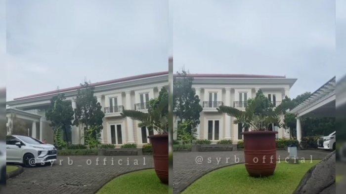 Villa tampak luar