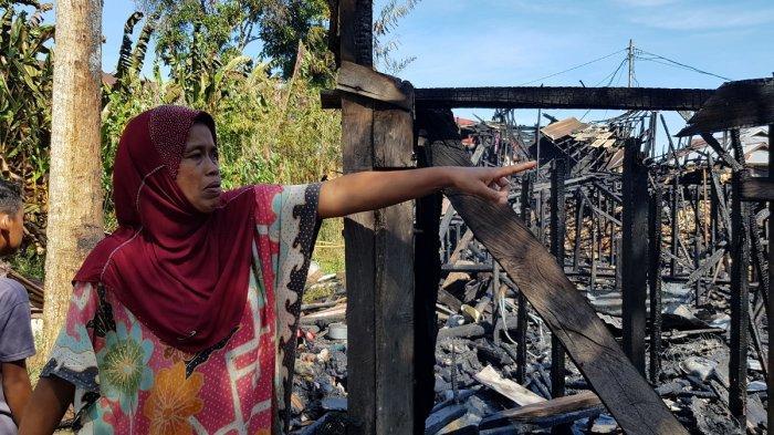 Kebakaran Pelaihari, Pemilik Bedakan Terkejut Mendadak Muncul Kobaran Api