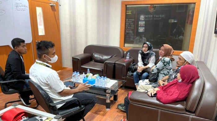 Dibantu Polrestabes Surabaya, Reskrim Polres Kotabaru Ungkap Keberadaan Orang Hilang