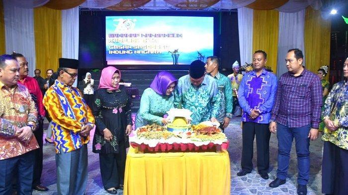 Empat Tahun Memimpin, Masih 9 Desa Belum Nikmati Listrik di Kotabaru, Ini Janji Bupati H Sayed Jafar