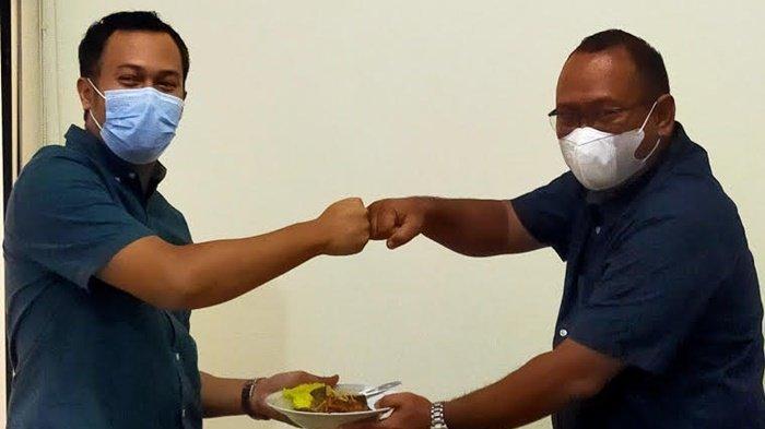 Syukuran  HUT ke-24 PT Pertamina Patra Niaga berlangsung sederhana, namun khidmat, menerapkan protokol Kesehatan.