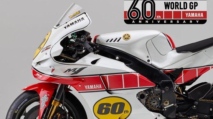 Tahun ini sejarah mencatat 60 tahun Yamaha berkiprah di balapan Grand Prix dunia.