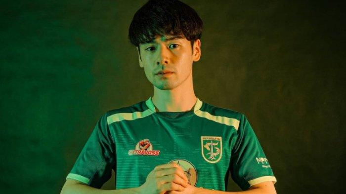 Taisei Marukawa, pemain baru Persebaya Surabaya asal Jepang