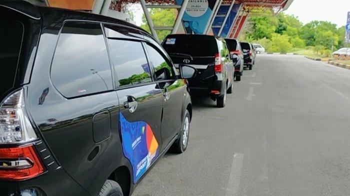Dishub Operasionalkan 33 Armada Taksi Resmi Layani Rute Bandara Tjilik Riwut Palangkaraya