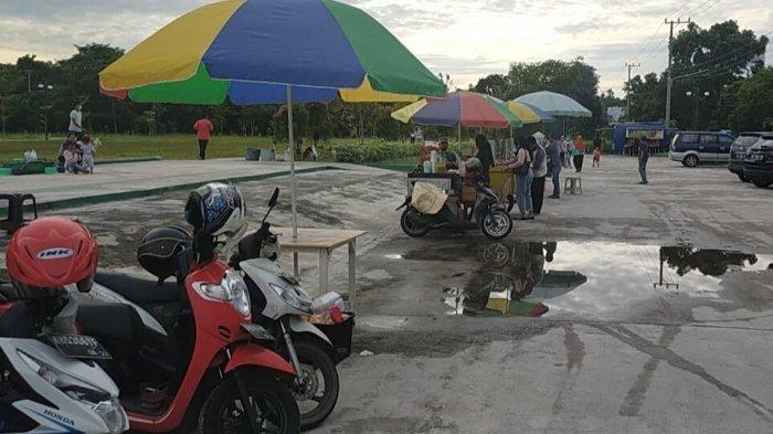 KaltengPedia: Profil Taman Anggrek Jalan Tjilik Riwut Palangkaraya