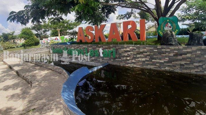 Wisata Kalteng, Taman Asmin Kapuas Lestari Tempatnya Unik dan Luas