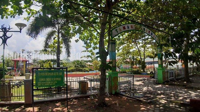 Wisata Kalteng, Kunjungi Taman Bermain di Patih Rumbih di Kota Kualakapuas
