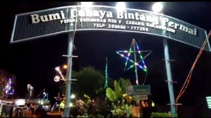 KalselPedia - Taman Bumi Cahaya Bintang Banjarbaru