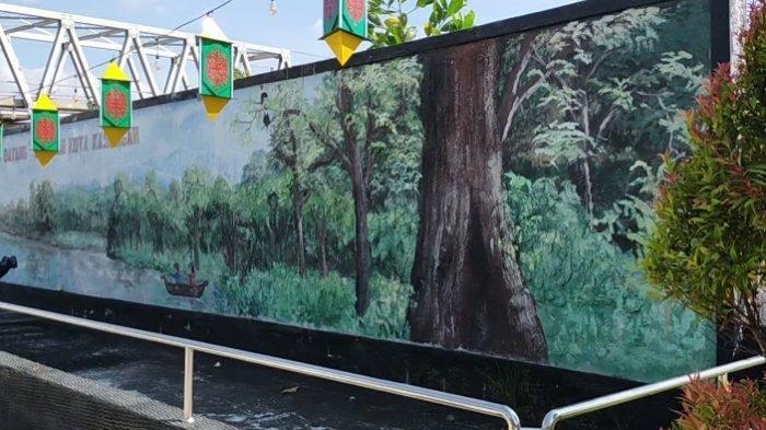 Wisata Kalteng, Taman Kota Kasongan, Mantan Bupati Katingan Sebut Pengelolaannya Belum Optimal