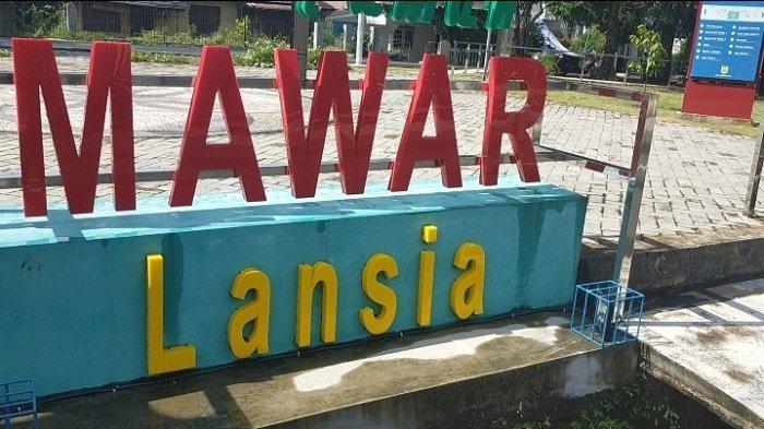 Kalselpedia : Taman Mawar Lansia Ada Sejak Berdiri Kalimantan Selatan