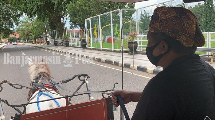 Wisata Kalsel, Berwisata ke Taman Van der Pijl Banjarbaru, Nikmati Fasilitas Ini