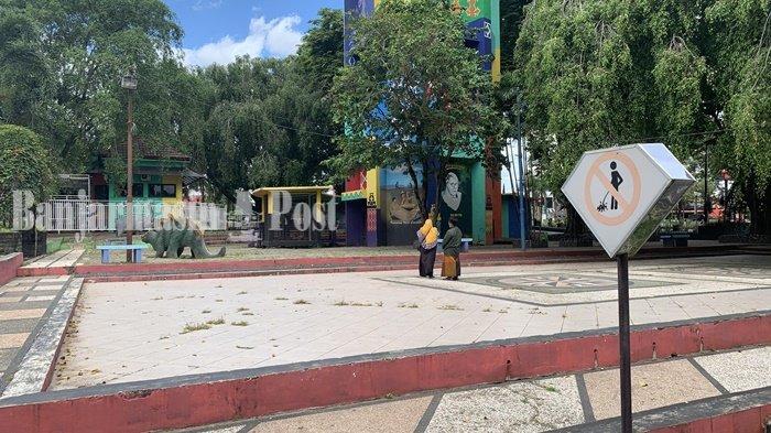 Wisata Kalsel, Tower Sasirangan di Taman Van der Pijl Jadi Ikon Instagramable