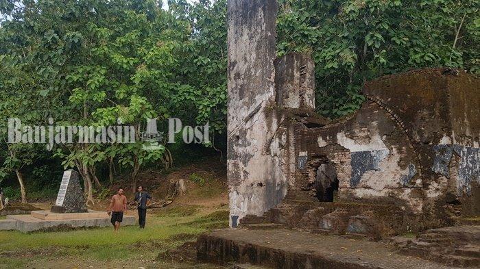 Wisata Kalsel, Tambang Oranje Nassau Belanda di Pengaron Kabupaten Banjar