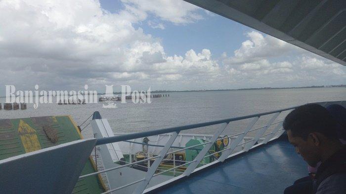 Pemprov Kalsel Lakukan Penyesuaian Rencana Konstruksi Jembatan Pulau Laut