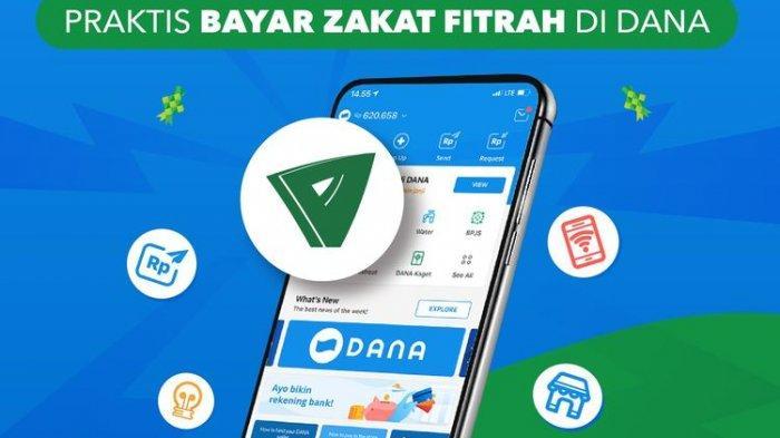 PANDUAN Bayar Zakat Fitrah Online di Baznas, Dana Hingga Tokopedia, Tak Sampai Rp 50 Ribu Per Orang