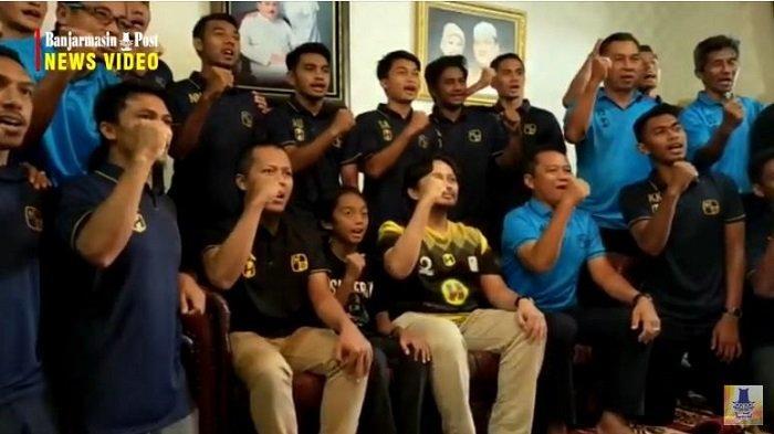12 pemain lokal menandatangani kontrak bersama Barito Putera FC untuk mengarungi Liga 1 Indonesia 2020