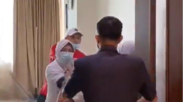 Pelaku Penganiayaan Perawat di RS Palembang yang Viral Kini Diamankan Polisi