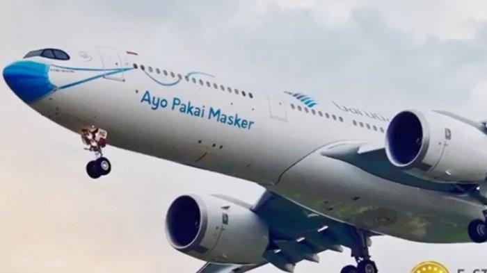 Garuda Indonesia Tunggak Bayar Gaji, Nilainya Mencapai Rp 327,92 Miliar