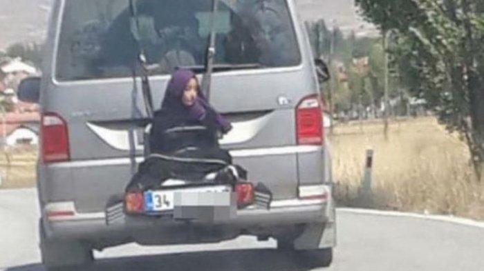Ikat Anak Perempuannya di Belakang Mobil yang Melaju, Alasan Sang Ayah Dinilai Konyol