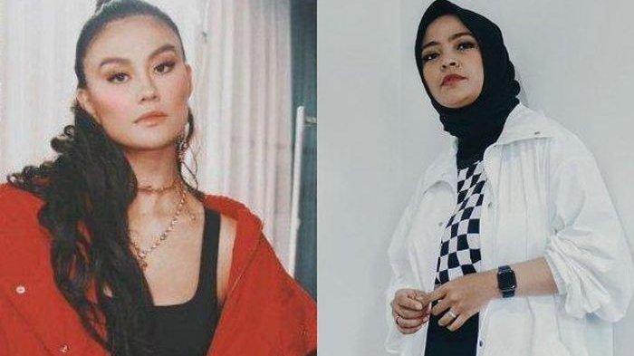 Tantri Kotak Tagih Imbalan Sepatu, Kisah Jadi Backing Vokal Agnez Mo Lagu Matahariku