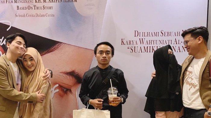 Kata 'Kurang Ajar' Ditulis Mantan Salmafina Sunan, Taqy Malik, Imbas Perbuatan Alvin Faiz Cs