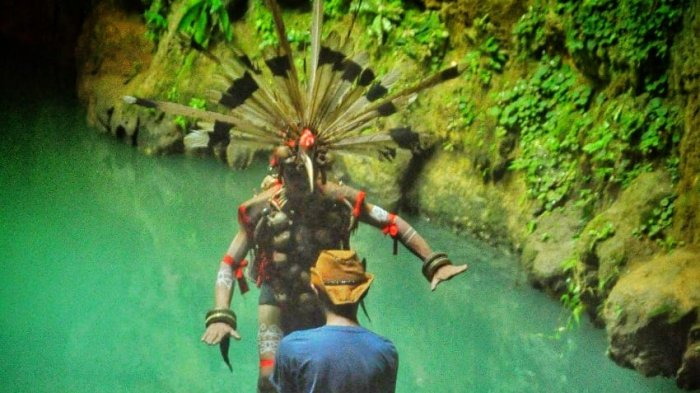 Tabalong Etnik Festival VII Kembali Digelar Suguhkan Pertunjukan Tari di Goa Liang Tapah