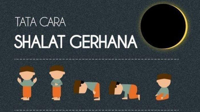 BACAAN Niat Sholat Gerhana Bulan Lengkap denganTerjemahan, Dikerjakan Saat GBT 26 Mei 2021