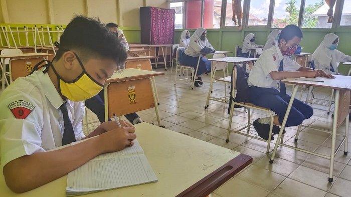 Januari 2021 Pembelajaran Tatap Muka Diperkenankan, Kadisdik : Banjarmasin Siap Melaksanakan