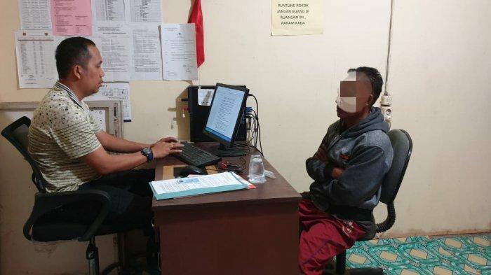 Polisi Tangkap Pencuri Dinamo Alat Potong Kayu Bansaw, Korban Mengalami Kerugian Jutaan Rupiah