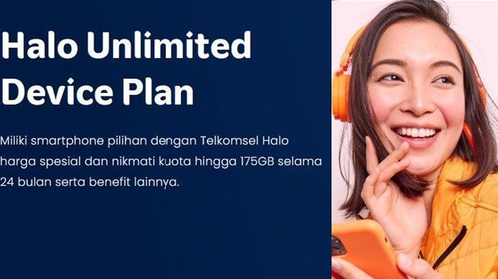 Paket Internet Murah Telkomsel, Halo Unlimited Mulai Rp 80.000 Bebas Akses Aplikasi Streaming