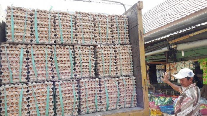 Harga Telur Ayam Rasi Rantau Turun, Ini Penyebabnya