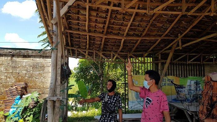Geger Gantung Diri di Tanahlaut, Leher Pekerja Bangunan Ini Ditemukan Terjerat Nilon