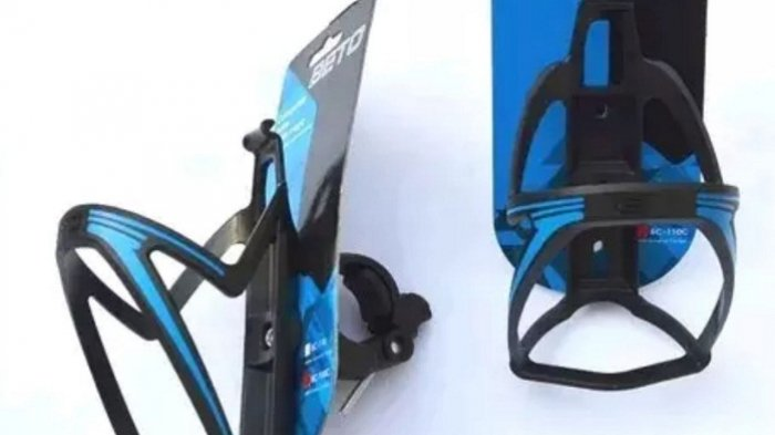 Tempat Botol di Sepeda Ini Multifungsi, Bisa Ditempatkan di Stang