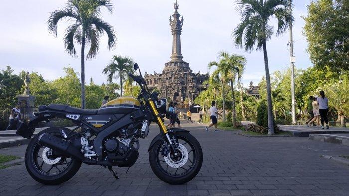 Tempat Favorit Konsumen XSR 155 (Monumen Bajra Sandhi atau Monumen Perjuangan Rakyat Bali)