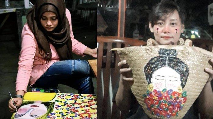 KalselPedia: Inilah Lokasi Penjualan Painting Bag di Kota Banjarbaru Kalsel